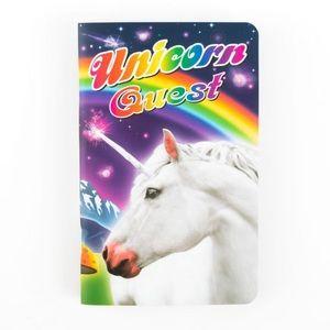 Archie McPhee Office - Archie McPhee Enchanted Unicorn Notebooks